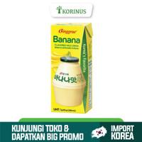 Binggrae Banana Flavored Milk 200 ml / Korean Banana Milk