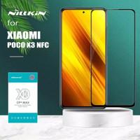XIAOMI POCO X3 NFC / X3 NILLKIN XD CP+MAX TEMPERED GLASS ORI POCOPHONE