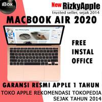 Macbook Air 2020 TouchBar 13 1.1GHz i5 8GB 512GB Grey Silver Gold