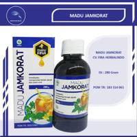 Madu Jamkorat Original Obat Herbal Jamu Kolesterol Asam Urat Sendi