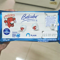 belcube cheese 24pc keju mpasi