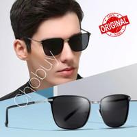 Original kacamata Hitam polarized pria wanita Outdoor Luxury