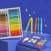 TweedyToys - Mideer Washable Crayons 24 Warna