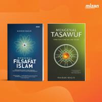 PAKET BUNDLING MENGENAL FILSAFAT + TASAWUF