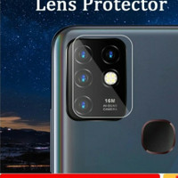 Infinix Hot 10 Tempered Glass Camera Anti Gores Kamera