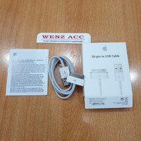 Kabel Data Cable Charger iPhone iPad iPod 1 2 3 3GS 4 4S Oem