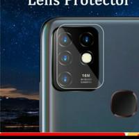 Infinix Hot 10 Anti Gores Kaca Pelindung Kamera TEMPERED GLASS