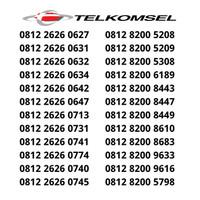 Kartu Perdana Nomor Cantik Simpati Telkomsel 4G 9888x8 /98889x