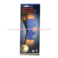 LP Support Standard Knee Support Alat Deker Penyangga Lutut