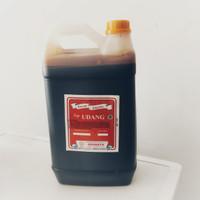 Kecap manis cap udang (liter)