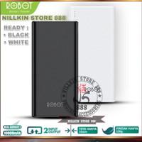 ROBOT POWERBANK RT170 2 USB 10000MAH ORIGINAL FAST CHARGING POWER BANK
