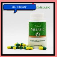 MELABIC Original Obat Diabetes Herbal