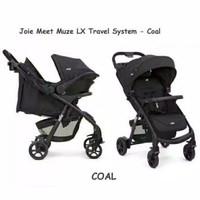 Stroller+Car Seat Kereta Dorong Bayi Joie Meet Muze Travel System