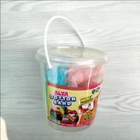 Cotton Sand/Pasir Ajaib/Magic Sand 500 gram Cetakan Pasir Kue/MAGIC
