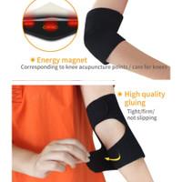Sabuk Terapi Pemanas Elbow Siku Tangan Magnetic Theraphy Self Heating