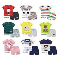 Baju Bayi / Setelan Bayi Anak / Kaos Anak Lucu Dan Imut