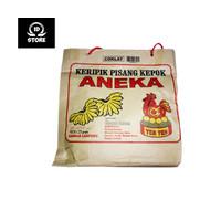 Keripik Pisang Coklat Aneka Yen-Yen Lampung - Coklat