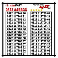 Nomor Cantik simPATI 4G 11 digit