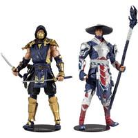 "McFarlane Toys Mortal Kombat Scorpion and Raiden 7"" Action Figure"