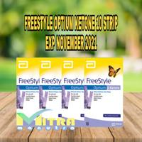 Freestyle optium ketone 10 strip