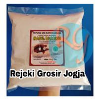 Tepung SINGKONG Organik/Tepung UBI KAYU Organik/Tepung CASAFA 500 gram