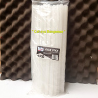 TOHO Lem Bakar Tembak Besar Isi Refill Glue Stick 1KG 11MM 30CM 11.5MM