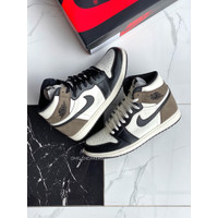 Nike Air Jordan 1 High Dark Mocha Mens & GS