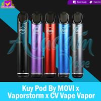 Kuy Pod By MOVI x Vaporstorm x CV Vape Vapor