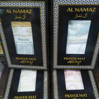 Sajadah Exclusive Al Namaz Premium PAKAI BOX KOTAK PREMIUM Oleh Haji