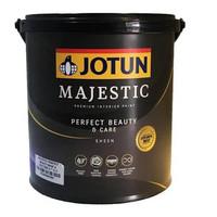 CAT JOTUN MAJESTIC PERFECT BEAUTY 2.5L / COAST WHITE 7001