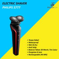 Electric Shaver Philips S777 - Alat Cukur Kumis Pencukur Jenggot