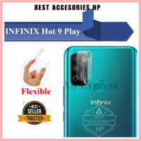 INFINIX HOT 9 PLAY X680 TEMPERED GLASS PELINDUNG CAMERA LENS PROTECTOR