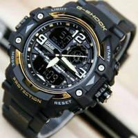 Jam Tangan G Shock GWN 8600 2373 - hitam gold
