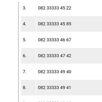 nomor cantik kartu as 55555 panca 400