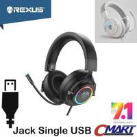 Gaming Headset Rexus HX20 ThunderVox RGB Gaming Headset - REX-HX20