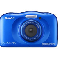 nikon coolpix w100 camera waterproof tahan air