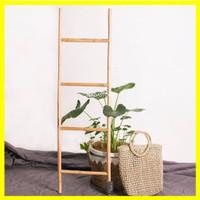 Tangga Hiasan / Bambbo Ladder Craft / Tangga dekorasi / hiasan dinding