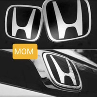 Emblem Logo Grill Hitam Honda Jazz, Brio, HRV