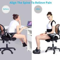 Sabuk Terapi Postur Tulang Belakang Punggung Bungkuk Magnet Alat Tubuh
