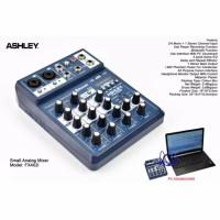 Mixer Audio ASHLEY 4 chennel bluetooth