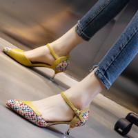 Sepatu sandal high heele wanit/zuzimei