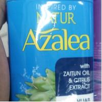 Natur Azalea hijab shampoo dandruff