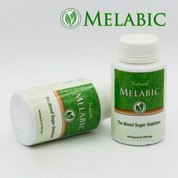 MELABIC Obat Diabetes Basah Melabic Obat Diabetes Militus Asli Herbal