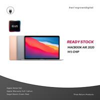 """Macbook Air 2020 13"""" M1 Chip 256GB 8C CPU 7C GPU 16C Grey Gold Silve"""
