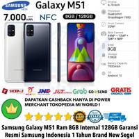 Samsung Galaxy M51 8GB/128GB M 51 8/128GB M5 1 8/128 RESMI Not M31 A80