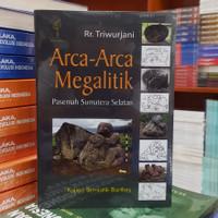 Buku Arca Arca Megalitik Pasemah Sumatera Selatan