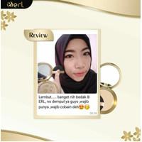 Kosmetik Wajah Make Up Bedak Three Way Cake B Erl Cosmetics Original