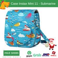Case Instax Mini 11 / Instax Mini 11 - Leather Bag Case Polaroid