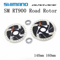 SHIMANO ROTOR DURA-ACE RT900 ROAD BIKE DISC BRAKE CENTRE LOCK - 140MM