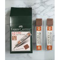 Refill Pensil Faber Castel Isi Pensil Mekanik 0.5mm 2B
